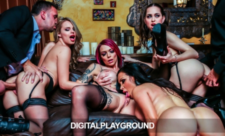 DigitalPlayground: 30Day pass Just 9.95!