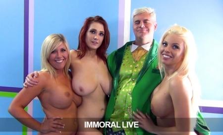 Exclusive: ImmoralLive Just 5.00!