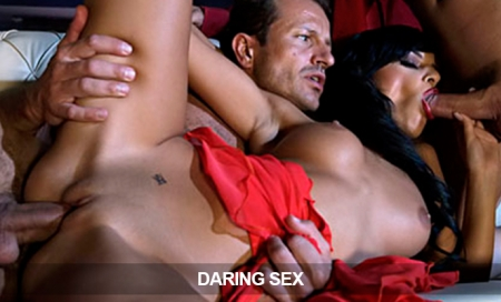 DaringSex:  30Day Pass Just 9.95!
