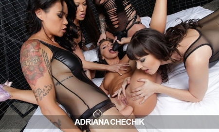 Adriana Chechik: Only $9.95 for a 30-Day Pass