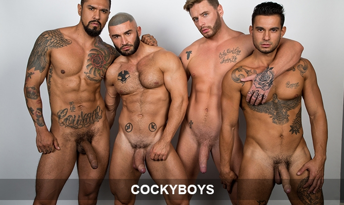 Adult Deal - CockyBoys: 50% OFF 30-Day Pass!