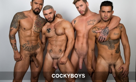 CockyBoys: 50% OFF 30-Day Pass!